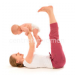 Thumbnail image for Workout Moves for New Moms That Can Soothe Baby Too!