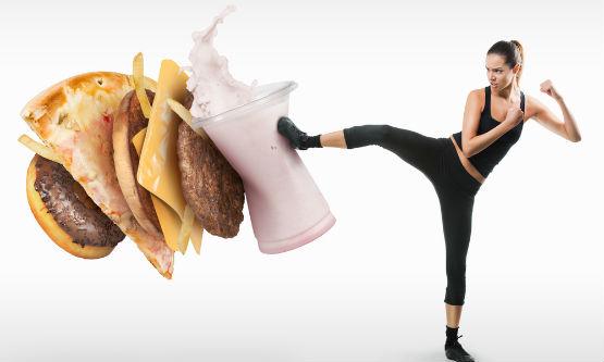 stop yo-yo dieting for life