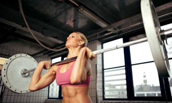 Women's Weight Lifting Advice
