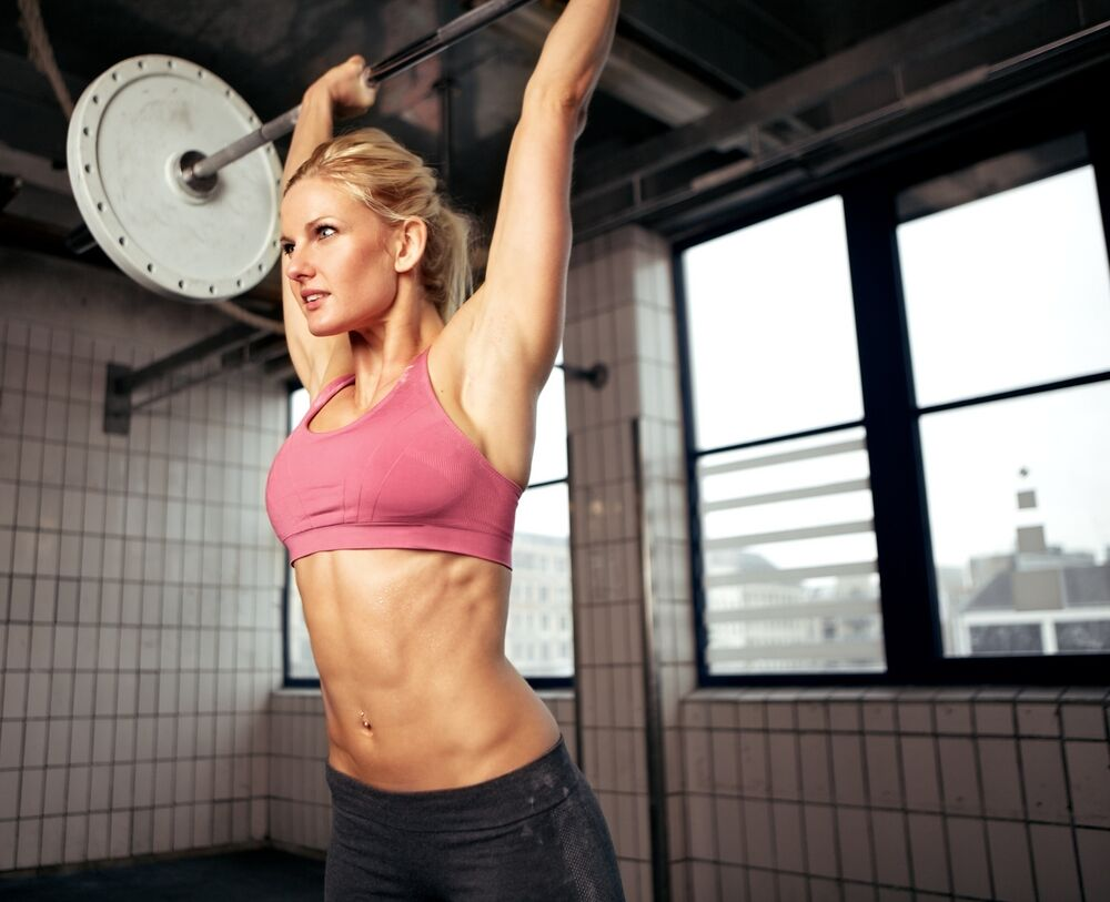 Stronger Upper Body in Women