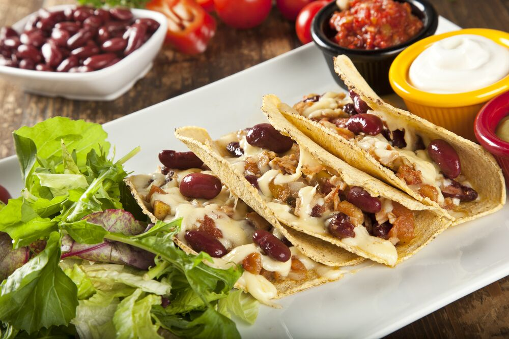 Top Healthy Mexican Dishes