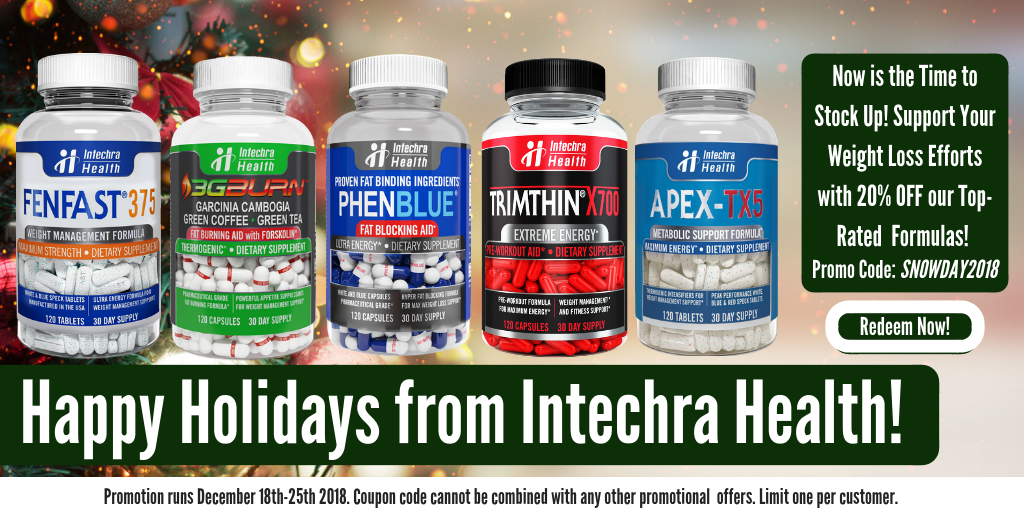 Happy Holidays from Intechra Health